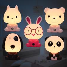 Lovely 3D Animal Baby/Kids Bedroom Lamp Table Desk Night Light