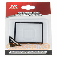 JYC Pro Optical Glass LCD Screen Protector Cover for Canon EOS 40D 50D 5D II
