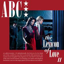 ABC-The Lexicon of LOVE II-Vinyl LP * New & Sealed *