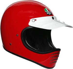 AGV X101 Unisex Adult Motorcycle Riding Street Racing Fullface Helmet