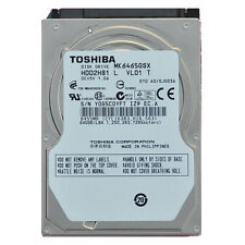 "Toshiba 640GB MK6465GSX 5400RPM 2.5"" SATA Hard Drive For IBM ThinkPad Laptop"