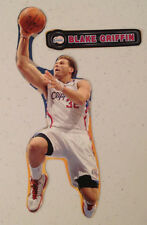 """Blake Griffin Mini Fathead Clippers 7"""" Inch w/ Nameplate Sign Nba Wall Graphics"""