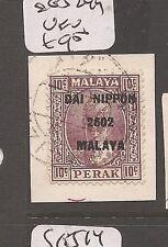 Malaya Jap Oc Perak SG J249 VFU (2aza)