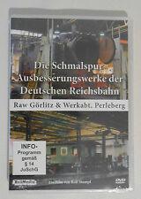 Die Schmalspur Ausbesserungswerke der Deutschen Reichsbahn