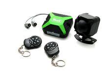 Alarmas de coche Bloqueo Central + Inmovilizador + 2 zona sensor de ultrasonidos + diseñado Reino Unido