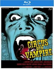 Fsk18- Circus der Vampire (blu-ray Video)