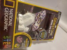 National Geographic Gemstone Mini Dig Kit