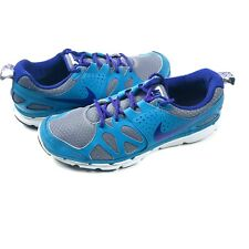 Nike Women Blue Purple Flex Trail Athletic Running Shoes Size 10 537696-005
