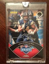 James Conner Signed Panini Instant Rookie Card Autograph TSE Steelers Pitt