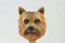 Norwich Terrier Interchangeable Head See All Breeds Bodies @ Ebay Store)