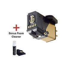 Grado Prestige Gold Standard Mount Turntable Cartridge (Gold1 / Gold 1) +Cleaner