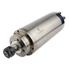 3.2KW 100mm High Speed Water Cooled CNC Spindle Motor for Woodwork 220V