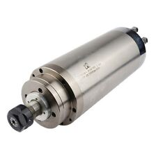 30kw 100mm High Speed Water Cooled Cnc Spindle Motor For Woodwork 220v