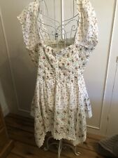 Frock And frill Dress Size 24