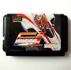 FASTEST ONE 1 (JAP) jeu pour Megadrive / Game for Sega Mega Drive (NTSC/J)