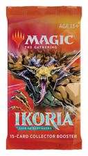 Ikoria Lair Of Behemoths Collector Booster Pack NEW