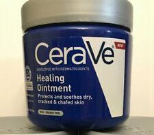 CeraVe Healing Ointment 12 oz Petrolatum Ceramides Protects & Soothes Dry Skin