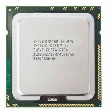 100% tested Intel Core i7-970 CPU 3.2 GHz Six core 12M 32nm LGA 1366 Processor