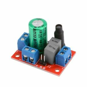 Mp3 Audio Amplifier Board Two Ways Crossover Practical Parts For Car Speaker 60W