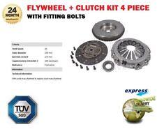 Pour NISSAN NAVARA D40 PATHFINDER R51 2.5 DT DCi YD 25 DDTI 4PC Flywheel Clutch Kit