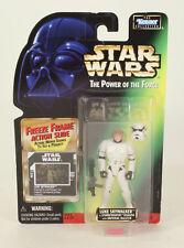 Star Wars Freeze Frame Card  FF Luke Skywalker Stormtrooper MOC