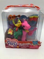 My Little Pony BUTTERFLY ISLAND SEASIDE CELEBRATION WITH SKYWISHES 2004 MIB