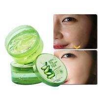 300g Aloe Face Moisturizing Gel Acne Skin Care Treatment Soothing Cream
