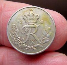 1953 Dinamarca 10 Ore