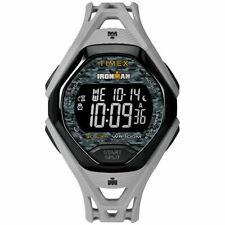 "Timex TW5M23800, Men's ""Ironman "" 30-Lap Resin Watch, Sleek, Alarm, Indiglo"