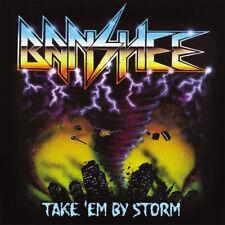 Banshee - Take Em By Storm 2019 Reissue CD