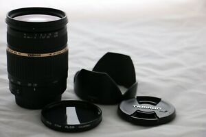 Tamron AF 28-75mm f/2.8 XR Di LD Lens for Canon plus PL-CIR Filter