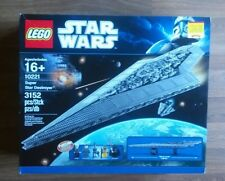 Lego 10221 Star Wars - Super Star Destroyer - New Sealed