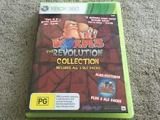 Worms the Revolution Collection - Xbox360 - Free Postage