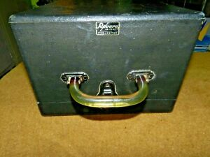 Vintage 1940's Revere Camera Company Model 85 8mm Projector,COMPLETE/WORKS