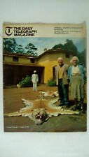 The Daily Telegraph Magazine  Number 150 August 18th 1967 ACCEPTABLE CONDITION