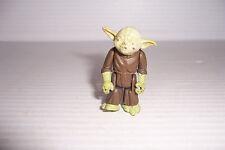Vintage Original 1980 Star Wars Yoda Jedi Master Action Figure
