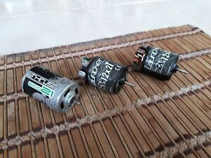 Lot moteur brushed Launcher 21x2 & Thrust eco21