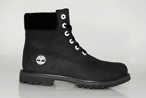 Timberland Velvet 6 Inch Premium Boots Waterproof Women Lace up Boots A1KHH
