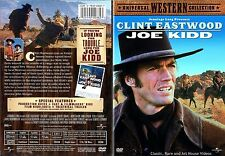 Joe Kidd ~ New DVD ~ Clint Eastwood, Robert Duvall (1972)