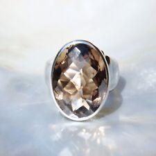 Ametrin Ring, 925er Silber, Edelsteinring (21916), Edelsteinschmuck