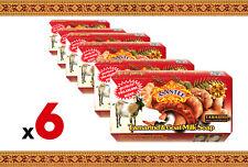 Asantee Tamarind & Goat Milk Herbal Skin Lightening Soap 125g (Pack of 6)