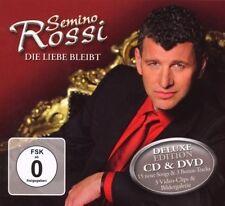Semino Rossi Die Liebe bleibt (2009, CD/DVD) [2 CD]