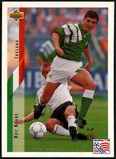 Roy Keane, Irlanda #172 World Cup USA'94, (eng/ger) card (C385)