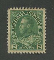 CANADA #107 MINT VF