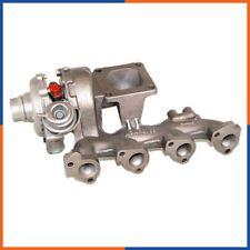 Turbocompresseur pour FORD FOCUS 1.8 TDCI 100 115 cv 713517-0005, 713517-0006