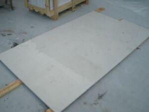Job Lot 8.66m2 / 45 tiles Moleanos Azure Beige Honed Lime Stone Tiles 550x350mm