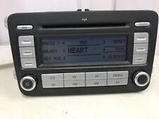 Volkswagen Rcd300 Mp3 Vw Golf Passat Polo Lupo Bora Car Radio Cd Player Code