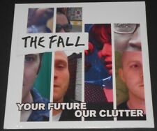 THE FALL your future our clutter UK 2-LP new REISSUE bonus tracks MARK E SMITH