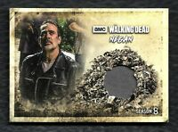 2018 Topps The Walking Dead Season 8 Part 1 Costume Relic RC-N Negan