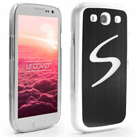 Samsung Galaxy Note 2 Aluminium Backcase Case Cover Leucht LED Schutzhülle